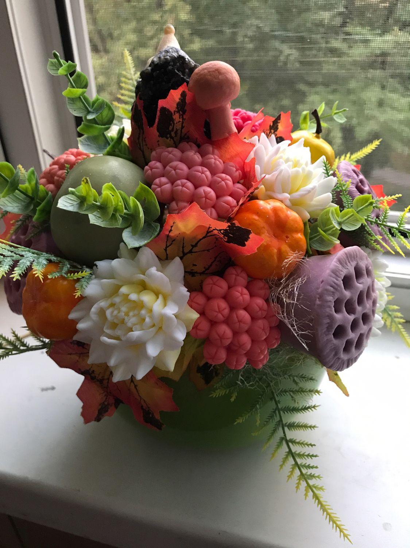 Букет цветов из детского мыла купить, доставка цветов онлайн