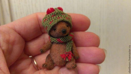 Мишки Тедди ручной работы. Ярмарка Мастеров - ручная работа. Купить Шико. Handmade. Коричневый, мишки, шплинты