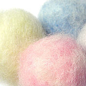 Куклы и игрушки ручной работы. Ярмарка Мастеров - ручная работа Сахарная вата на палочке кукольная миниатюра. Handmade.