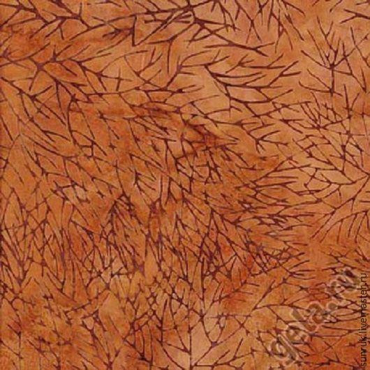 Другие виды рукоделия ручной работы. Ярмарка Мастеров - ручная работа. Купить Ткань для лоскутного шитья, батик, шир. 110 см., Англия.. Handmade.