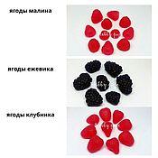 handmade. Livemaster - original item Copy of Silicone molds for soap Berries - strawberry. Handmade.