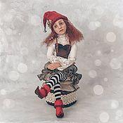 Куклы и пупсы ручной работы. Ярмарка Мастеров - ручная работа Интерьерная будуарная кукла.. Handmade.