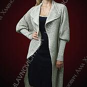 Одежда ручной работы. Ярмарка Мастеров - ручная работа Кардиган женский. Модель №770. Handmade.
