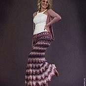 """Одежда ручной работы. Ярмарка Мастеров - ручная работа юбка """" а ля Миссони"""". Handmade."""