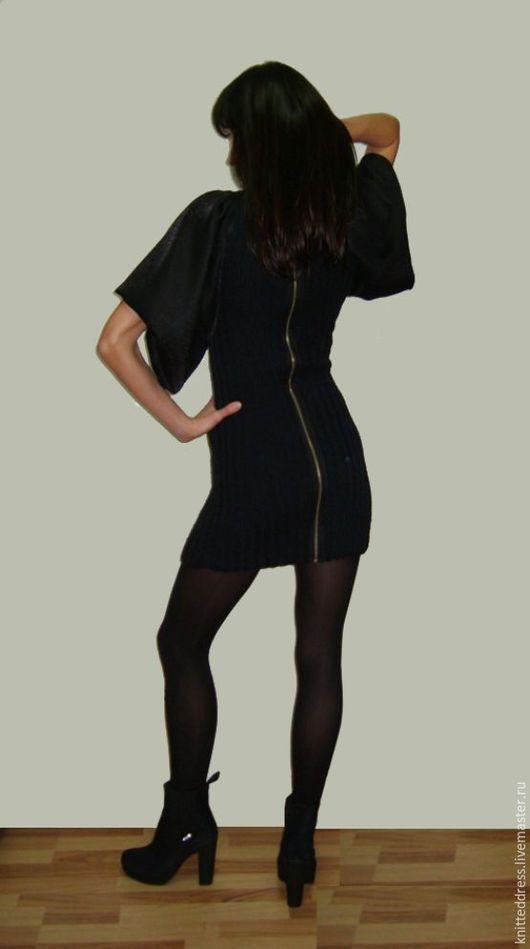 Платья ручной работы. Ярмарка Мастеров - ручная работа. Купить Вечернее платье. Handmade. Черный, маленькое черное платье