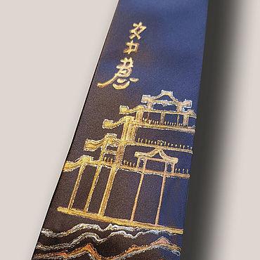 Accessories handmade. Livemaster - original item Tie the Fulfillment of desires, original painting. New.. Handmade.