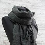"""Шарф из Итальянского полотна Acne Studios  """"Virgin wool"""""""
