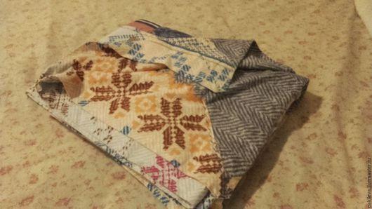 Пледы и одеяла ручной работы. Ярмарка Мастеров - ручная работа. Купить печворк для детской. Handmade. Одеяло, печворк, хлопок, комбинированный