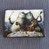 Канцелярские товары handmade. Livemaster - original item The driver`s wallet with a passport compartment is a Soulful Friend. Handmade.