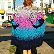 Одежда ручной работы. Ярмарка Мастеров - ручная работа Кардиган Лало. Handmade.