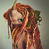 Куклы и игрушки handmade. Livemaster - original item Shibunkaku, the spirit of the Living EO. Handmade.