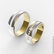 Свадебный салон handmade. Livemaster - original item Engagement rings. Handmade.