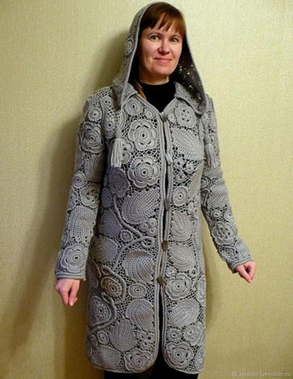 Пальто золла женское фото