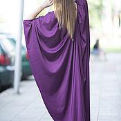 Одежда handmade. Livemaster - original item dress. tunic dress. Long dress. Dress with sleeve.. Handmade.