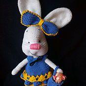 Куклы и игрушки ручной работы. Ярмарка Мастеров - ручная работа Зайка Стелла. Handmade.