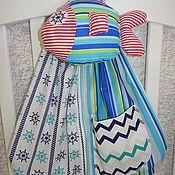 Кармашки на кроватку ручной работы. Ярмарка Мастеров - ручная работа Пижамница, мешок для пижамы. Handmade.