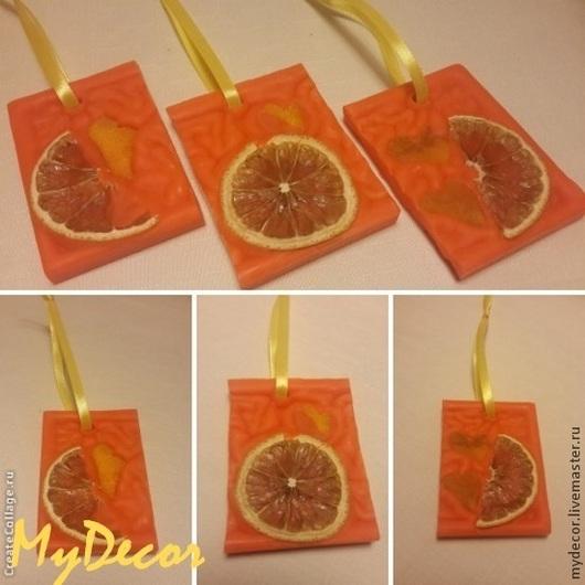 Флорентийское саше (ароматизатор апельсин)