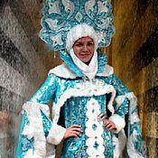 """Одежда ручной работы. Ярмарка Мастеров - ручная работа """"Царевна снегурочка"""". Handmade."""