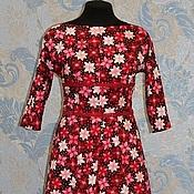 Одежда handmade. Livemaster - original item Women`s cotton dress