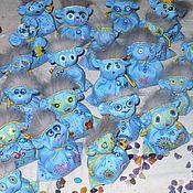 Для домашних животных, handmade. Livemaster - original item A herd of LUNTIKS (a toy for Cats). Handmade.