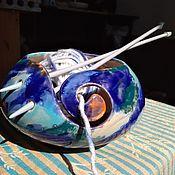Инструменты для вязания ручной работы. Ярмарка Мастеров - ручная работа Море волнуется. Handmade.