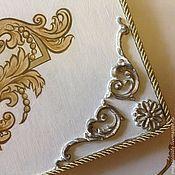 Часы классические ручной работы. Ярмарка Мастеров - ручная работа Часы настенные большие.. Handmade.