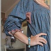 Одежда ручной работы. Ярмарка Мастеров - ручная работа Свободное платье. Handmade.