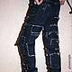 Мужские неформальные джинсы