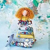 """Куклы и игрушки ручной работы. Ярмарка Мастеров - ручная работа Морская принцесса """"Элли"""". Handmade."""