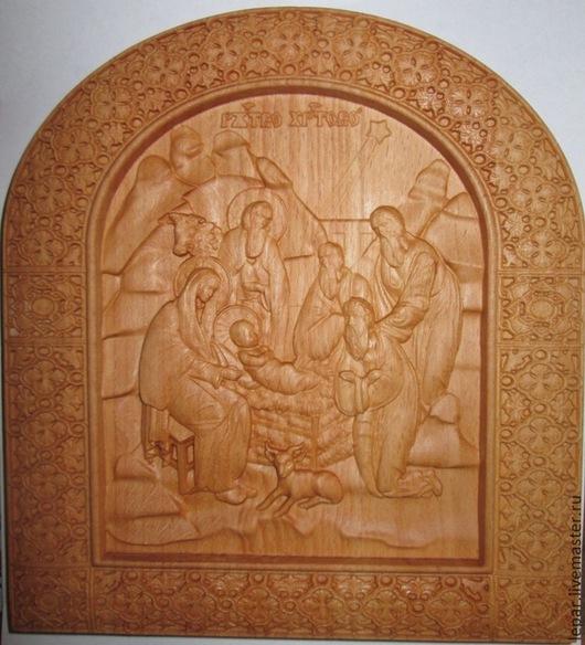 икона образ Рождества Христова