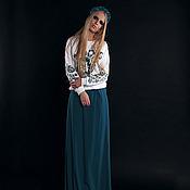 Одежда ручной работы. Ярмарка Мастеров - ручная работа Свитшот из коллекции RUSiberia (8). Handmade.