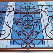Для дома и интерьера ручной работы. Ярмарка Мастеров - ручная работа Французский балкончик из металла. Handmade.