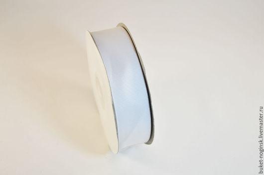 Другие виды рукоделия ручной работы. Ярмарка Мастеров - ручная работа. Купить Лента репсовая однотонная 25 мм.. Handmade.