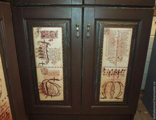 """Мебель ручной работы. Ярмарка Мастеров - ручная работа. Купить Библиотека  """"Современная классика"""" (книжный шкаф). Handmade. Мебель для дома"""