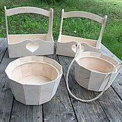 Для дома и интерьера ручной работы. Ярмарка Мастеров - ручная работа Ящики из фанеры. Handmade.