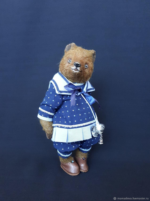 Gretta, Teddy Bears, Astrakhan,  Фото №1