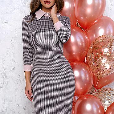 Одежда ручной работы. Ярмарка Мастеров - ручная работа -50% от цены на модель Платье 561. Handmade.