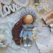 """Куклы и игрушки ручной работы. Ярмарка Мастеров - ручная работа Интерьерная кукла """"Зайчик"""". Handmade."""