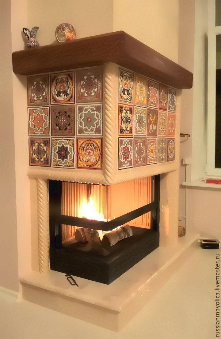 Fireplace Arabesque