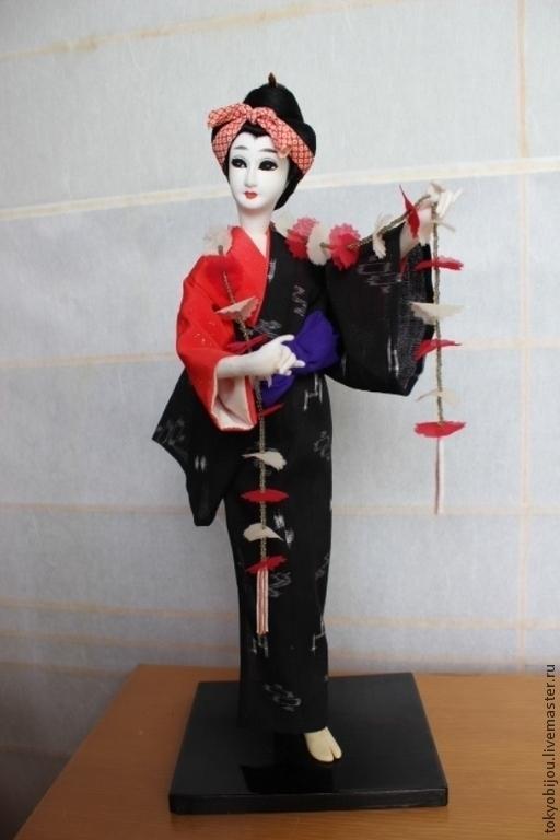 окинава, кукла, винтажная кукла, япония, японская кукла, кукла из японии, дорогой подарок, эксклюзив, табец любви, кукла ручной работы, раритетная кукла, редкая кукла, кукла с окинавы, токио бижу