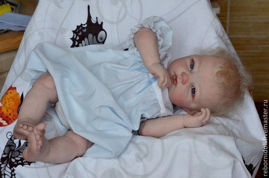 Куклы-младенцы и reborn ручной работы. Ярмарка Мастеров - ручная работа. Купить Кукла реборн Ангела. Handmade. Кукла реборн