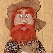 """Куклы и игрушки ручной работы. Ярмарка Мастеров - ручная работа Кукла """"Домовой"""". Handmade."""