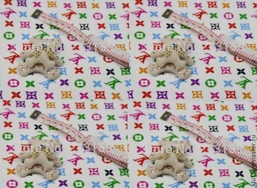 Шитье ручной работы. Ярмарка Мастеров - ручная работа. Купить Хлопок 100% разноцветный. Handmade. Ткань для постельного, ткань для пэчворка