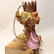 Куклы и игрушки ручной работы. Ярмарка Мастеров - ручная работа Ангел золотого дождя.. Handmade.