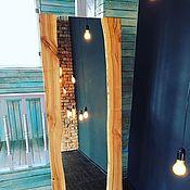 Для дома и интерьера ручной работы. Ярмарка Мастеров - ручная работа Зеркало «Река». Handmade.