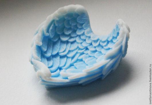 Мыло ручной работы. Ярмарка Мастеров - ручная работа. Купить Крылья. Handmade. Крылья, ангел-хранитель, любовь, мыло сувенирное