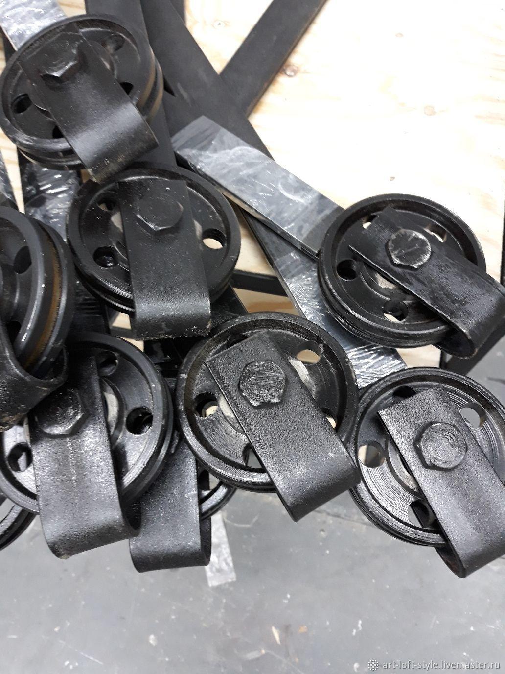 Амбарные механизмы. Производство и монтаж амбарных дверей.