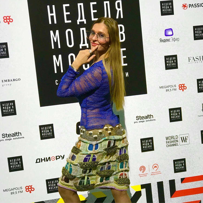 """Платье """"Дом Гауди - 3» Пряжа Норо Ганпи, Платья, Москва,  Фото №1"""