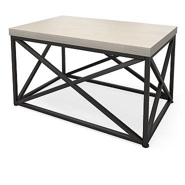 Мебель ручной работы. Ярмарка Мастеров - ручная работа Столик лофт 3006. Handmade.