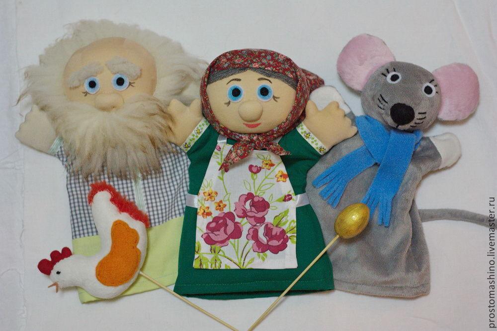 Кукла для кукольного театра своими руками мастер класс интересных